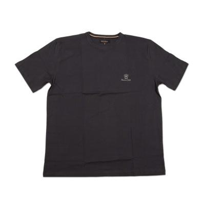 تی شرت نخی سایز بزرگ طوسی سیر