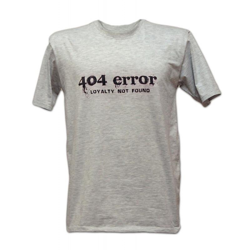 تی شرت ملانژ error