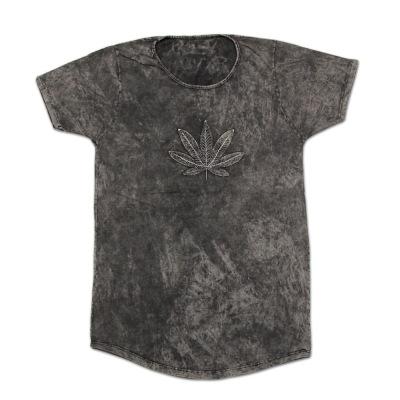تی شرت سنگ شور تکه دوزی شده