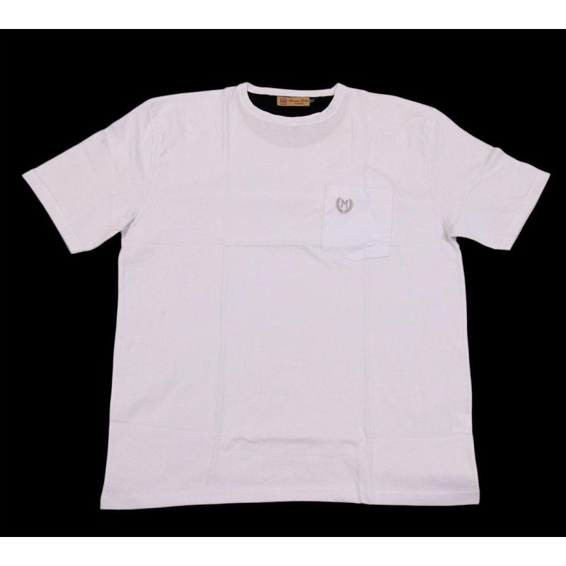 تی شرت نخی سایز بزرگ جیب دار