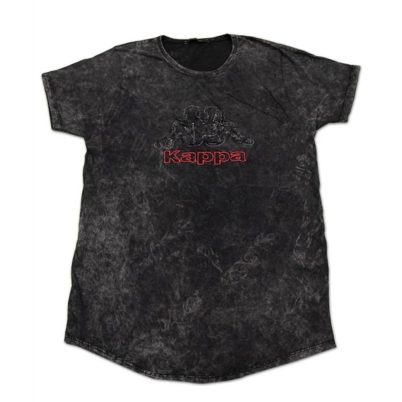 تی شرت سنگ شور تکه دوزی شده کاپا