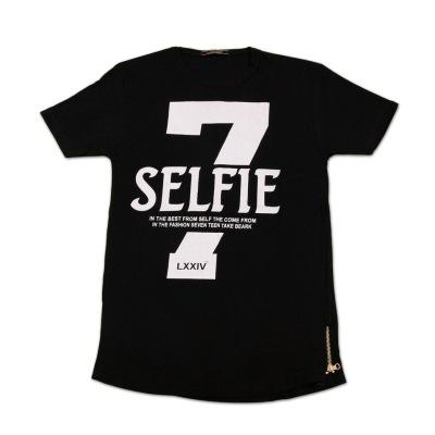 تی شرت بغل زیپ دار طرح 7