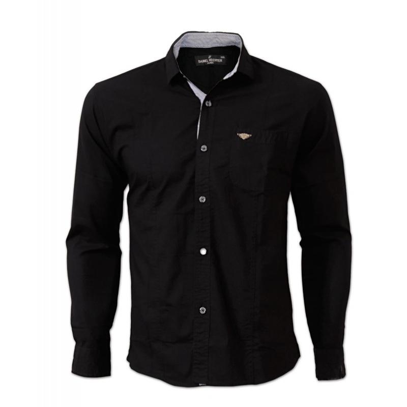 پیراهن اندامی مردانه مشکی
