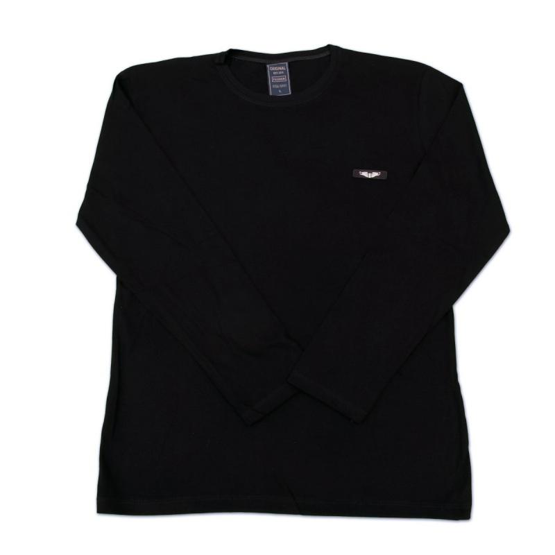 خرید اینترنتی تی شرت مشکی ساده