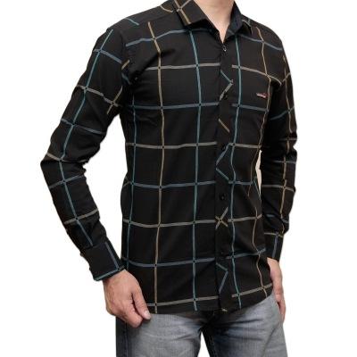 پیراهن چهارخانه اسپرت کشی مردانه