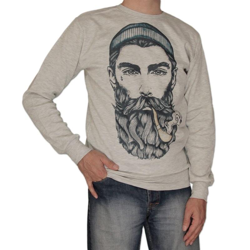خرید بلوز آستین بلند مردانه پیپ دار