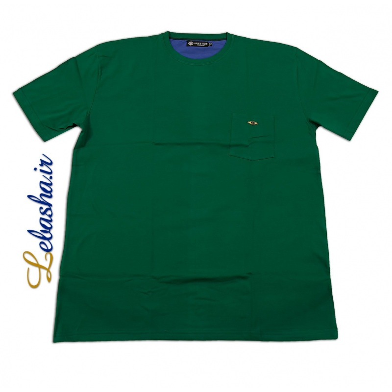 خرید تیشرت سبز سایز بزرگ