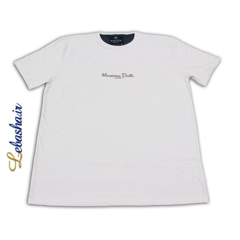 تیشرت سایز بزرگ سفید
