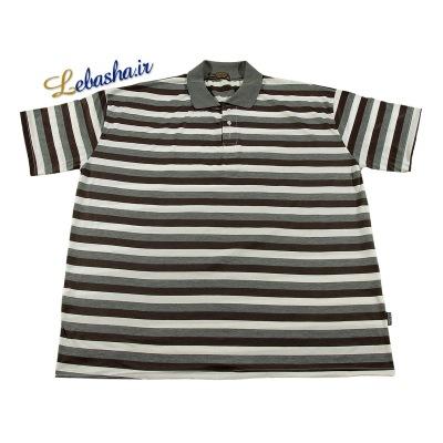 تی شرت راه راه سایز بزرگ