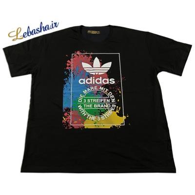 تی شرت سایز بزرگ چاپ آدیداس