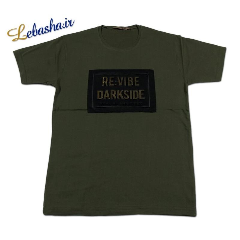 خرید تی شرت چاپ استیکر برجسته