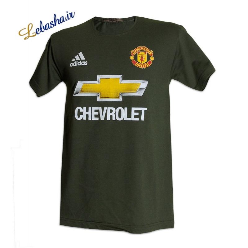 خرید اینترنتی تی شرت باشگاه منچستر یونایتد