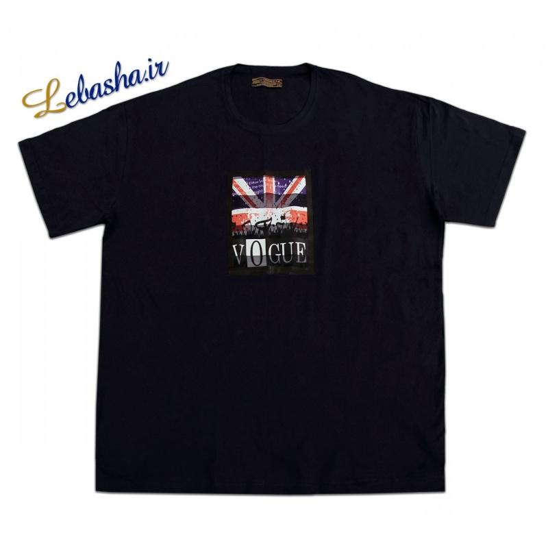 تیشرت سایز بزرگ انگلیس فروشگاه لباسها 1202