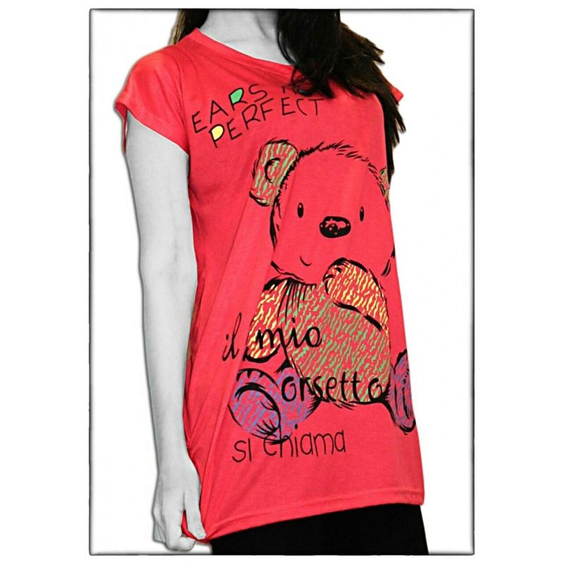 فروش تی شرت زنانه سایز بزرگ