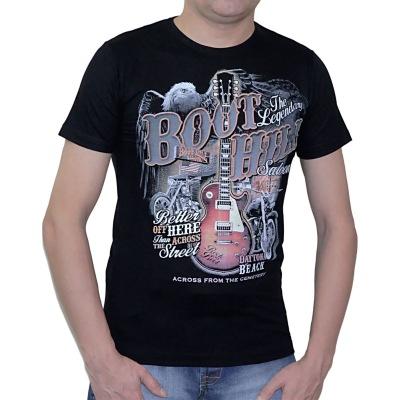 تی شرت طرح دار FTS 102