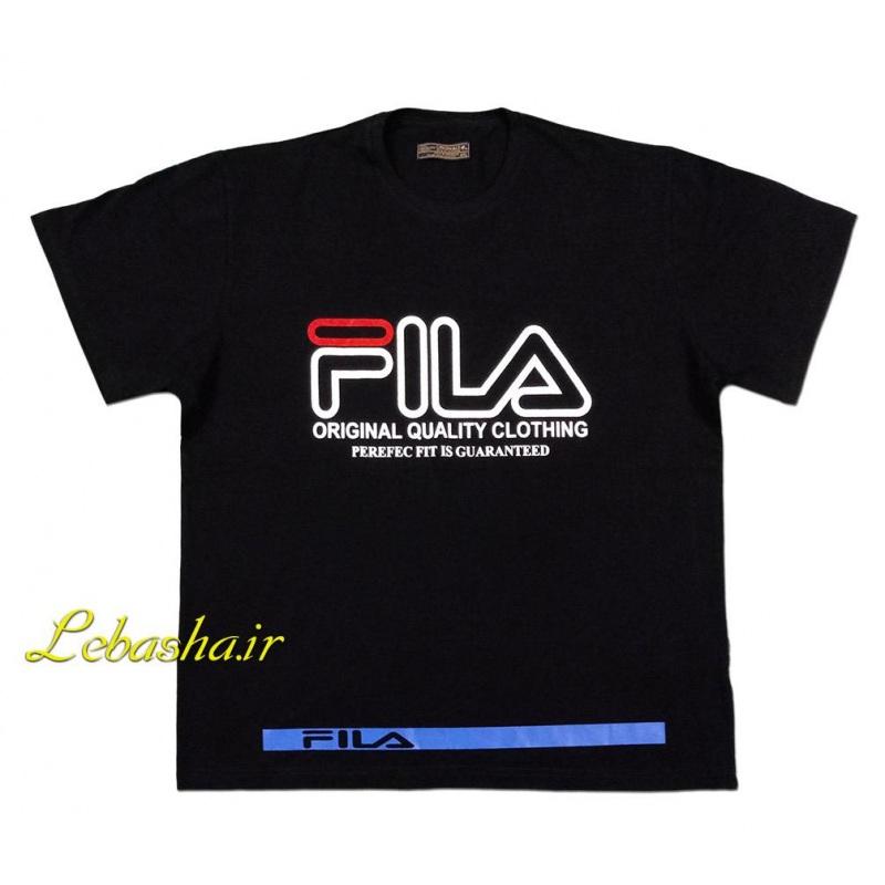 T-shirt FILA 4X-5X تیشرت سایز بزرگ