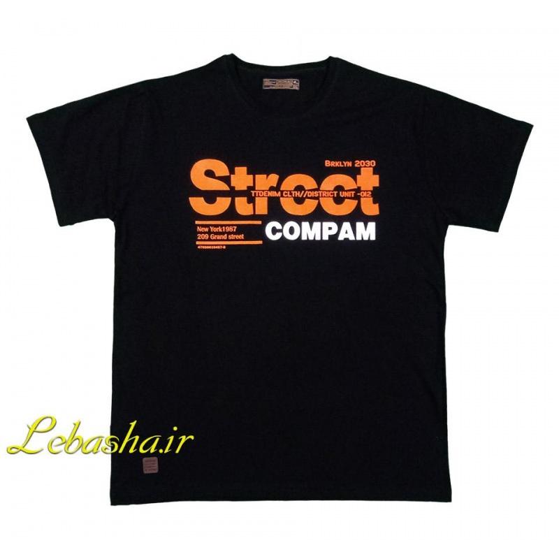 تیشرت سایز بزرگ Street با طرح خاص