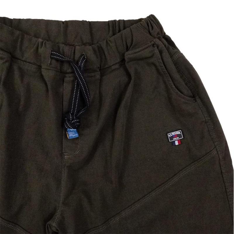 شلوار اسلش چهار جیب سایزبزرگ سبز ارتشی بنگال کش قیمت ارزان جنس خوب