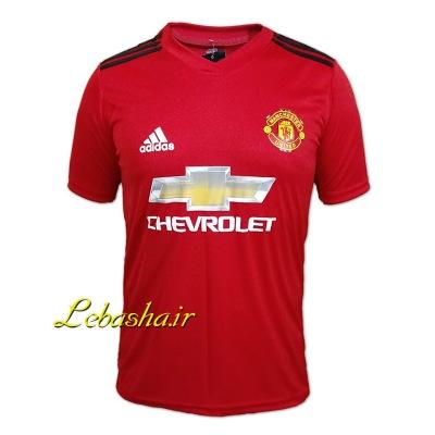 پیراهن ورزشی منچستر یونایتد تیشرت قرمز باشگاه منچستر یونایتد انگلیس