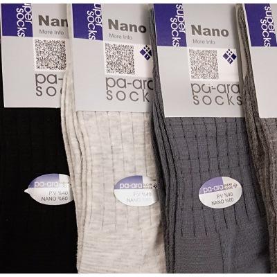 جوراب نانو 60 درصد