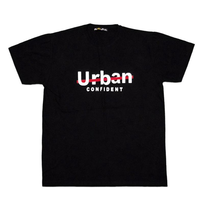 تیشرت مشکی سایزبزرگ urban