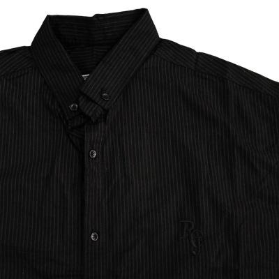 پیراهن  آستین کوتاه راه راه