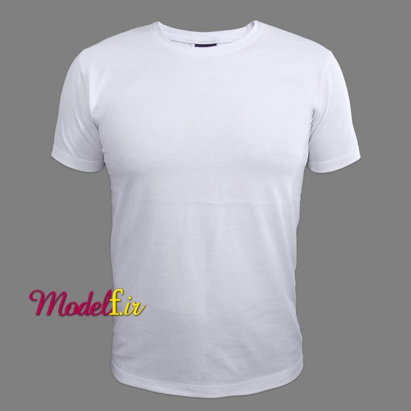 تیشرت خام مخصوص چاپ بصورت عمده و تک فروشی جنس تمام پنبه یک تیشرت ساده