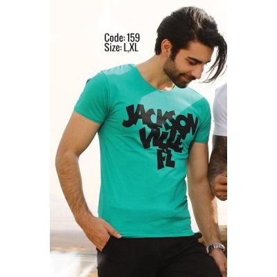 تی شرت پنبه ای کد F159