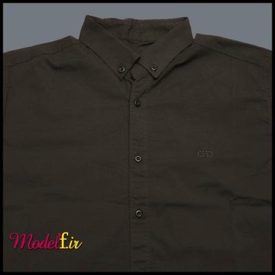 پیراهن آستین بلند سایز بزرگ