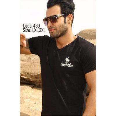 تی شرت پنبه ای کد F430
