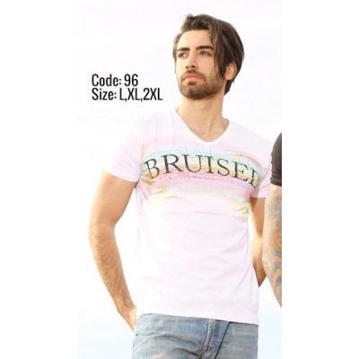 تی شرت پنبه ای کد F96