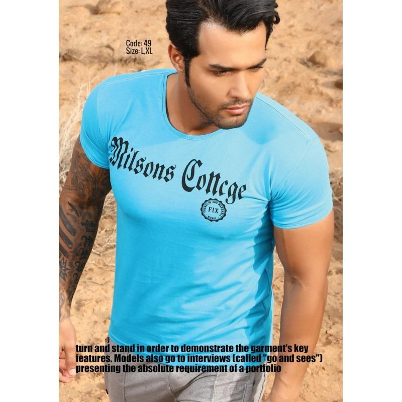خرید تی شرت مردانه جدید