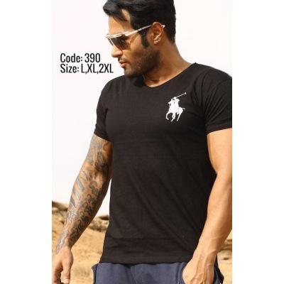 تی شرت پنبه ای کد F390