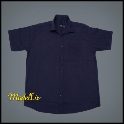 پیراهن آستین کوتاه عرض 70-74  سانت