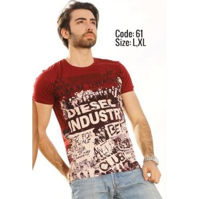 تی شرت پنبه ای کد F61