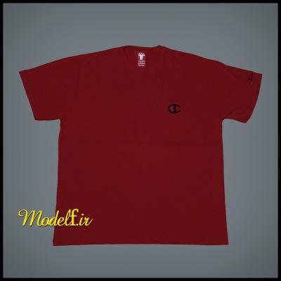 تیشرت قرمز سایز  بزرگ