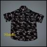 پیراهن هاوایی عرض 65 سانت