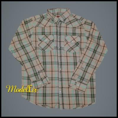 پیراهن نخ پنبه سایز بزرگ