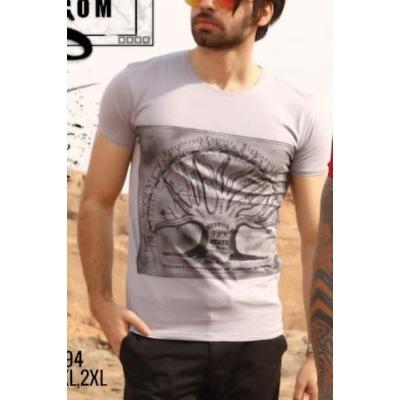 تی شرت پنبه ای کد F894