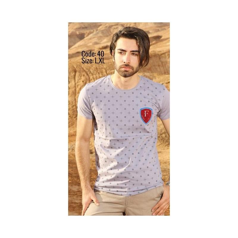 تی شرت نخی مردانه
