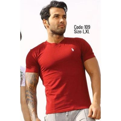 تی شرت پنبه ای ( نخی ) کد F109