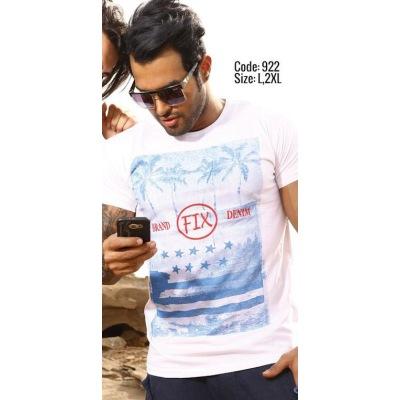 تی شرت پنبه ای ( نخی ) کد F922