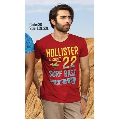 تی شرت پنبه ای ( نخی ) کد F30