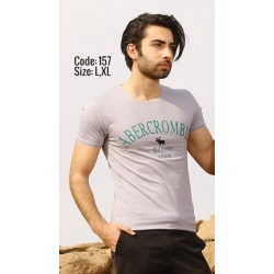 تی شرت پنبه ای ( نخی ) کد F157