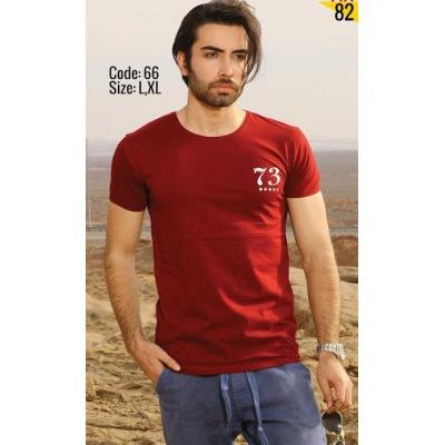 تی شرت پنبه ای ( نخی ) کد F66