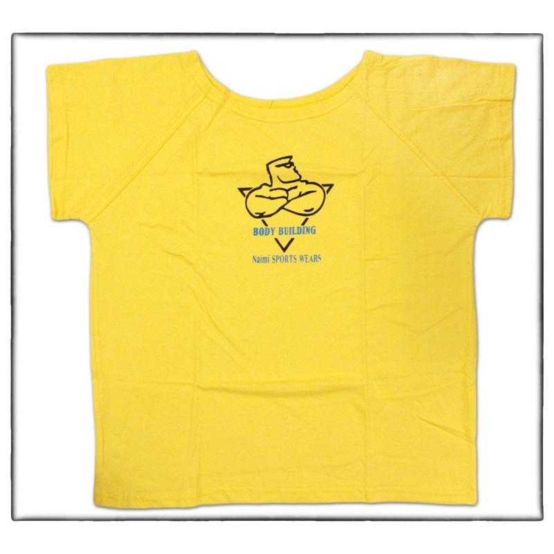 خرید اینترنتی تی شرت بدنسازی یقه قایقی