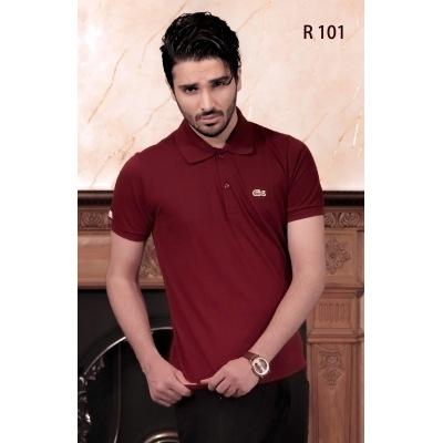 تی شرت یقه دار جودون کد R101